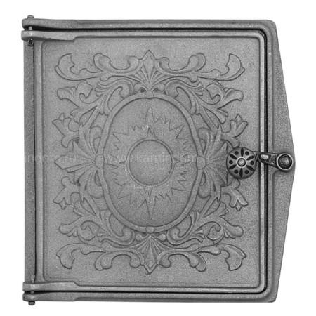 Топочная дверца Рубцово ДТ-4 (Р)