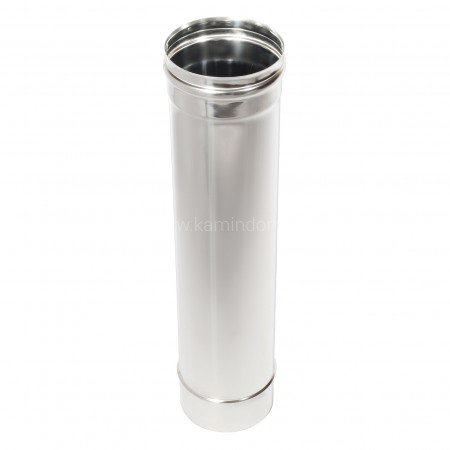 Труба ТиС Моно L500 ТМ-Р, AISI 304
