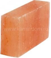 Кирпич из Гималайской соли 20*10*5 см шлифованный