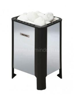 Электрическая печь для бани Бранденбург Аврора 9 нерж. напольная