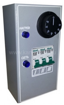 Пульт управления к печам Бранденбург Аврора (4,5-12 кВт)