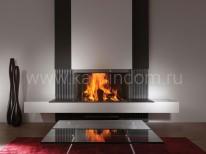 Каминная топка Kal-Fire Heat Pure 90 3-х сторонняя
