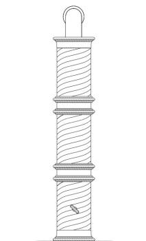 Печь-камин Sergio Leoni Matilde Di Canossa