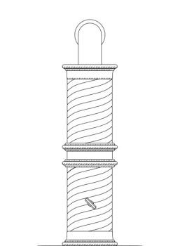 Печь-камин Sergio Leoni Corsara L/A