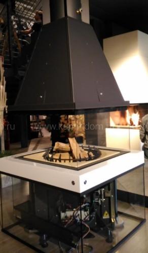 Каминная топка Piazzetta M360 Q (купол и основание)