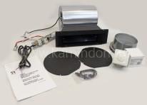 Система принудительной вентиляции для топок Rocal G-300, G-350, G-400, G-450, G-500 и G505