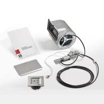 Cистема принудительной вентиляции для топок Rocal G45DC, G30 LI,G-45 LD и G-45 LI