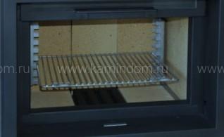 Набор для барбекю к топкам Rocal LL-2090 / LL-2080 / LL-2060 / LL-2050 (Решетка для мяса, направляющие, крепление направляющих, поддон)