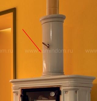 E03 керамическая колонна 60 см - 1 часть