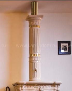 F02 - 121 см керамическая колонна- 2 части