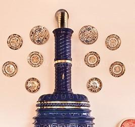 C02 - 76 см керамическая колонна- 2 части