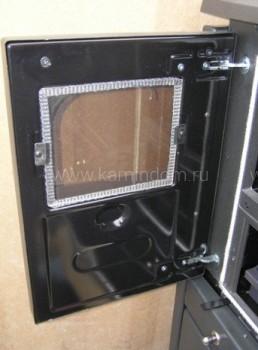 Отопительно-варочная печь с водяным контуром La Nordica TermoSovrana D.S.A
