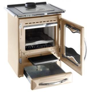 Отопительно-варочная печь с водяным контуром La Nordica TermoCucinotta D.S.A EVO
