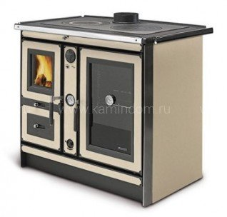 Отопительно-варочная печь с водяным контуром La Nordica Italy Termo D.S.A.
