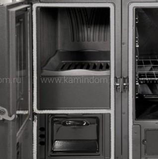 Отопительно-варочная печь с водяным контуром La Nordica Italy Termo Built-In D.S.A