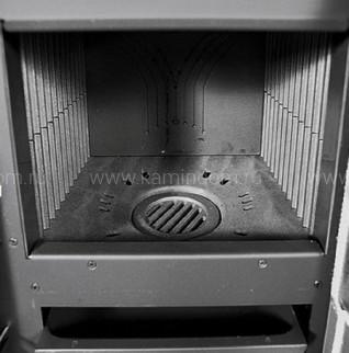 Отопительно-варочная печь с водяным контуром La Nordica TermoRossella Plus