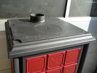 Отопительно-варочная печь с водяным контуром La Nordica Loriet S D.S.A.