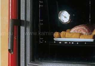 Отопительно-варочная печь с водяным контуром La Nordica TermoNicoletta Forno D.S.A.