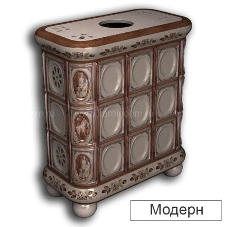Каминная облицовка КимрПечь Медальон центральная