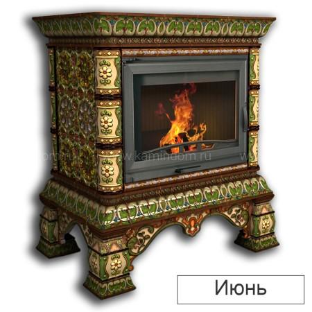 Каминная облицовка КимрПечь Кострома пристенная