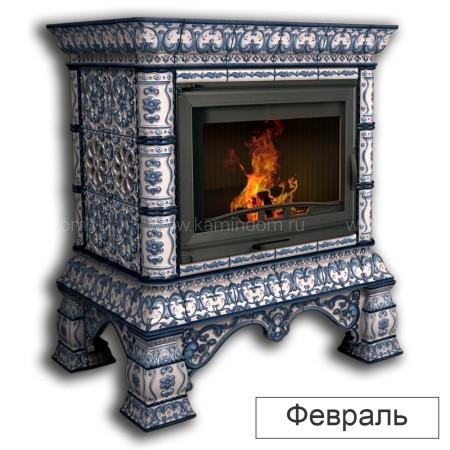 Каминная облицовка КимрПечь Кострома центральная