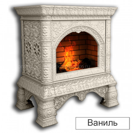 Каминная облицовка КимрПечь Кострома декоративная пристенная