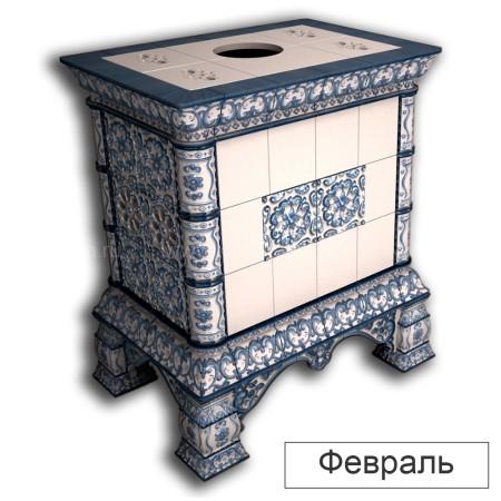 Каминная облицовка КимрПечь Кострома декоративная центральная