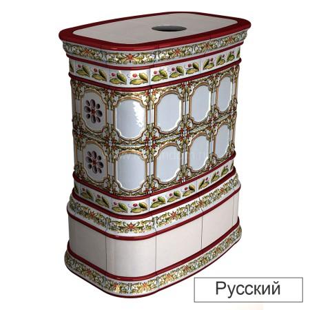 Каминная облицовка КимрПечь Сконе центральная