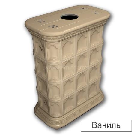 Каминная облицовка КимрПечь Истра центральная