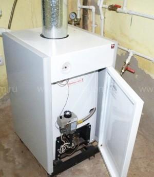 Напольный газовый котел Лемакс Премиум 90