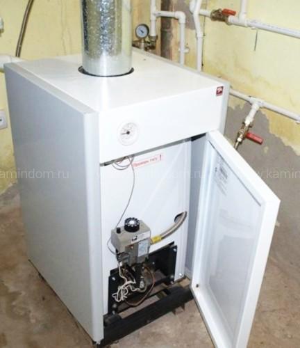 Напольный газовый котел Лемакс Премиум 100