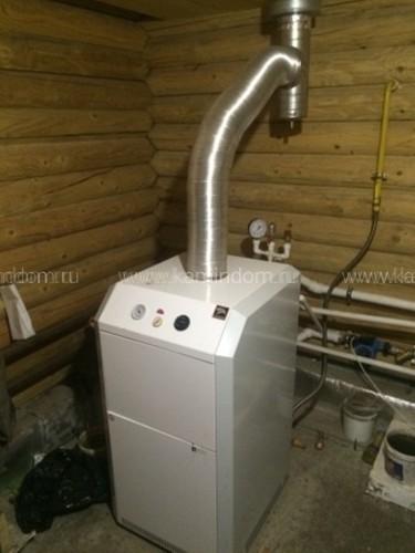 Напольный газовый котел Лемакс Премиум 20N (В)