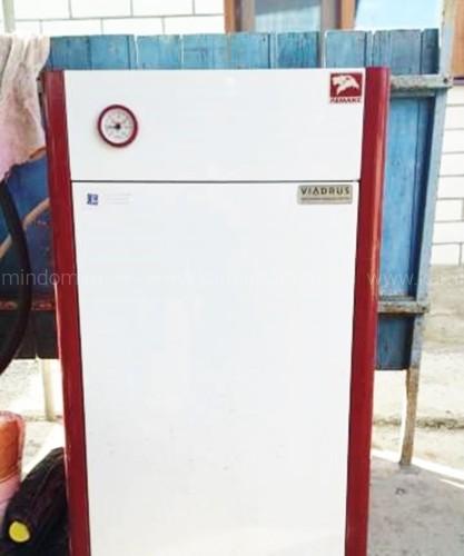 Напольный газовый котел Лемакс Лидер-16