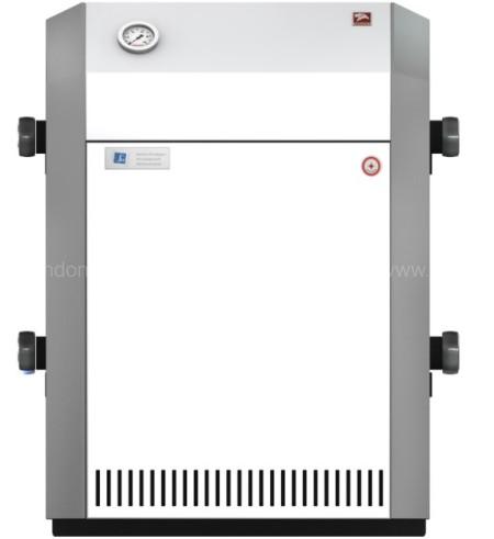 Напольный газовый котел Лемакс Патриот 6 + УСД