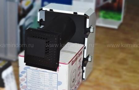 Напольный газовый котел Лемакс Патриот 10 + УСД