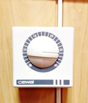 Термостат комнатный RQ10