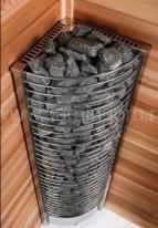 Электрическая печь для сауны Sawo Tower Premium TH3-35NB-CNR-P (угловая)