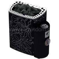 Электрическая печь для сауны Sawo MiniDragon MN-36NB-DRF-BL-P