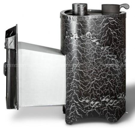 Дровяная печь для бани Ферингер Классика 'До 23 м³' - Телескоп (Антик)