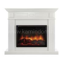 Белые электрические камины: купить в интернет-магазине Kamindom.ru -