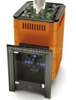 Газовая печь для бани Термофор Уренгой-2 Inox БСЭ (терракота)