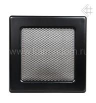 Вентиляционная решетка Kratki черная 22х22