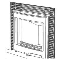 Конвекционная решетка Contura (1000*650 мм)