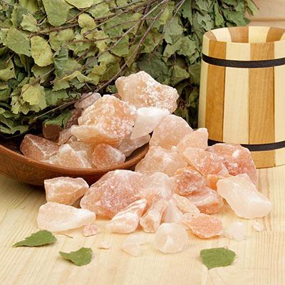 Соль бани и сауны в подарок