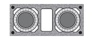 Двухходовые керамические дымоходы SCHIEDELUNI с вентиляцией