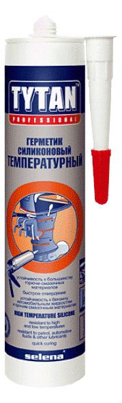 Герметик термостойкий 300°С