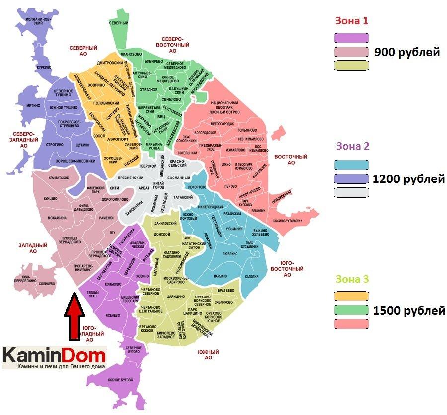 Моментальная карта Асбест