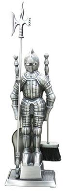 Каминный набор Ragar D50011AS рыцарь