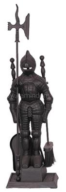 Каминный набор Ragar D50011BК рыцарь