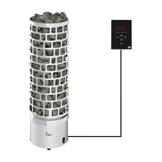 Электрическая печь для сауны Sawo Aries ARI3-60Ni2-P